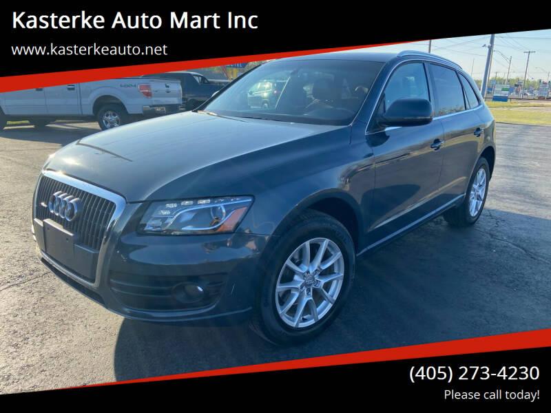 2011 Audi Q5 for sale at Kasterke Auto Mart Inc in Shawnee OK