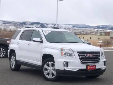 2017 GMC Terrain for sale at Rocky Mountain Commercial Trucks in Casper WY