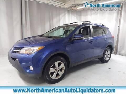 2015 Toyota RAV4 for sale at North American Auto Liquidators in Essington PA