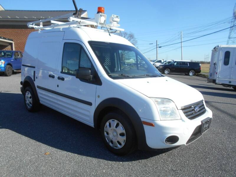 2011 Ford Transit Connect for sale at Nye Motor Company in Manheim PA