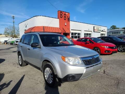 2009 Subaru Forester for sale at Best Buy Wheels in Virginia Beach VA