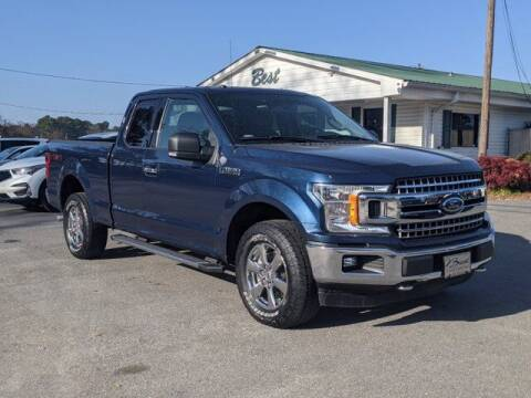 2018 Ford F-150 for sale at Best Used Cars Inc in Mount Olive NC