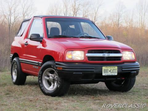 1999 Chevrolet Tracker for sale at Isuzu Classic in Cream Ridge NJ