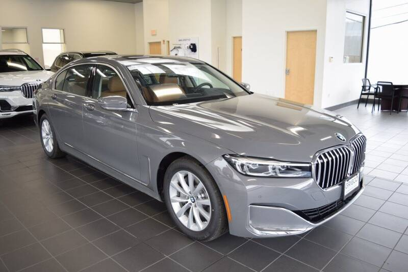 2022 BMW 7 Series for sale in Middletown, RI