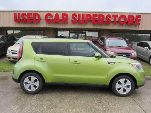 2014 Kia Soul for sale at Checkered Flag Auto Sales NORTH in Lakeland FL