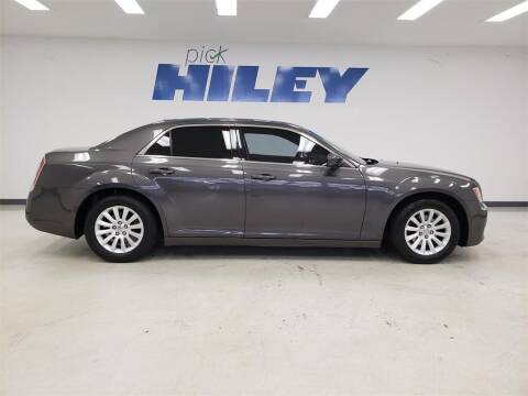 2014 Chrysler 300 for sale at HILEY MAZDA VOLKSWAGEN of ARLINGTON in Arlington TX