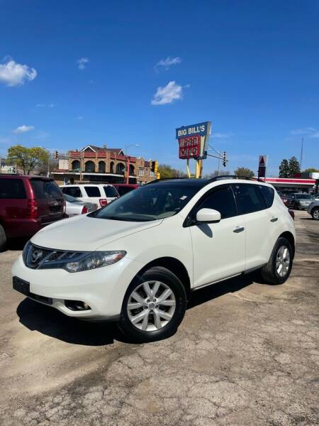 2011 Nissan Murano for sale at Big Bills in Milwaukee WI