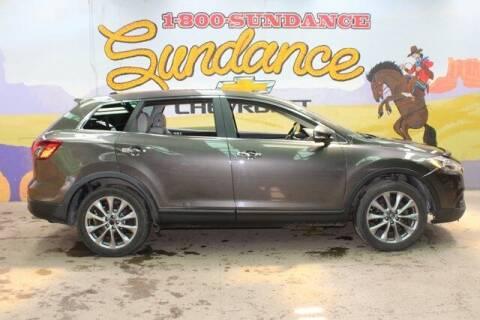 2015 Mazda CX-9 for sale at Sundance Chevrolet in Grand Ledge MI