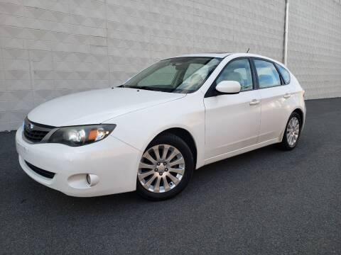2009 Subaru Impreza for sale at Positive Auto Sales, LLC in Hasbrouck Heights NJ