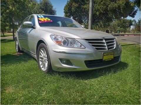 2011 Hyundai Genesis for sale at D & I Auto Sales in Modesto CA