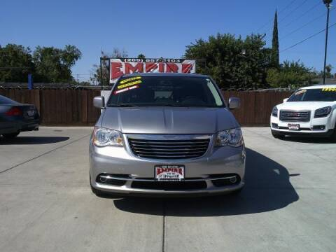 2016 Chrysler Town and Country for sale at Empire Auto Sales in Modesto CA
