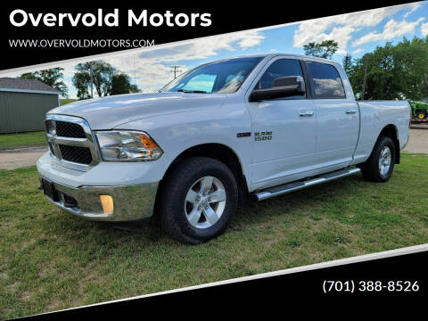 2015 RAM Ram Pickup 1500 for sale at Overvold Motors in Detroit Lakes MN