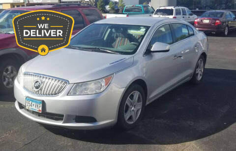 2010 Buick LaCrosse for sale at Tower Motors in Brainerd MN