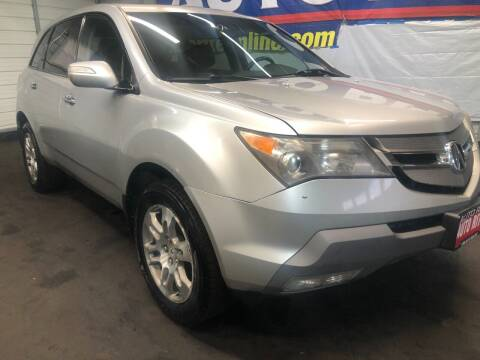 2008 Acura MDX for sale at Auto Rite in Cleveland OH