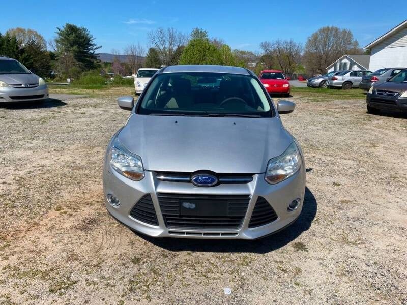 2012 Ford Focus for sale at S & H AUTO LLC in Granite Falls NC