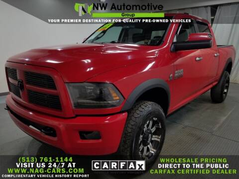 2010 Dodge Ram Pickup 2500 for sale at NW Automotive Group in Cincinnati OH