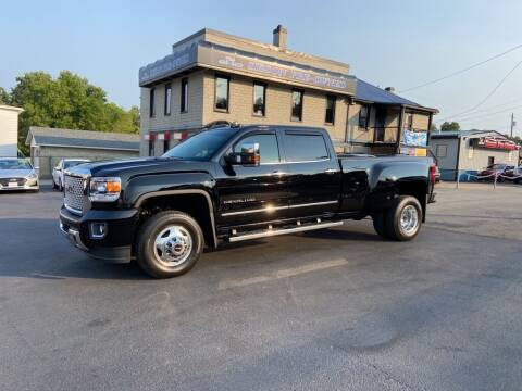 2015 GMC Sierra 3500HD for sale at Sisson Pre-Owned in Uniontown PA