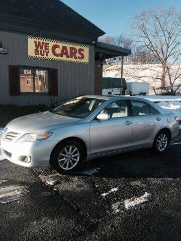2011 Toyota Camry for sale at Mehan's Auto Center in Mechanicville NY