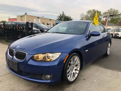 2007 BMW 3 Series for sale at Crestwood Auto Center in Richmond VA