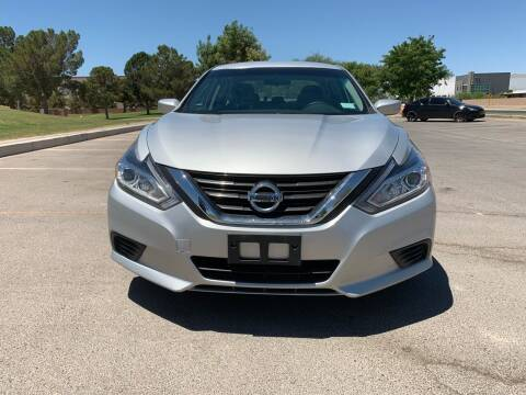 2016 Nissan Altima for sale at CASH OR PAYMENTS AUTO SALES in Las Vegas NV