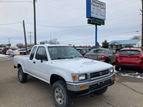 1994 Toyota Pickup for sale at AFFORDABLY PRICED CARS LLC in Mountain Home ID