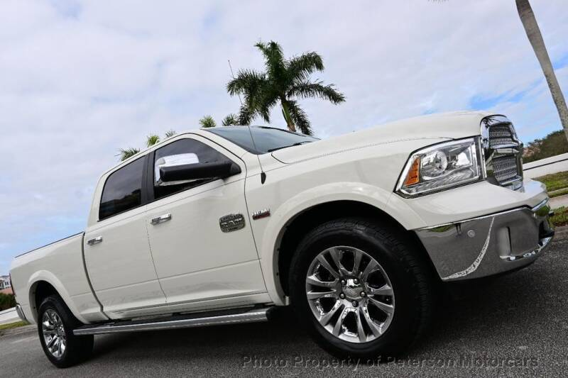 2016 RAM Ram Pickup 1500 for sale at MOTORCARS in West Palm Beach FL