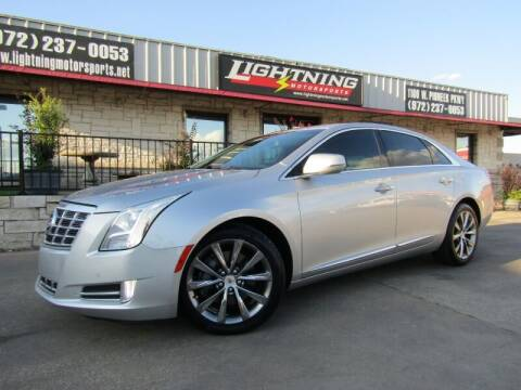 2013 Cadillac XTS for sale at Lightning Motorsports in Grand Prairie TX