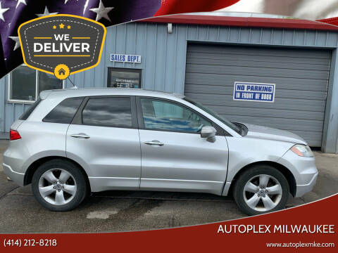 2008 Acura RDX for sale at Autoplex 3 in Milwaukee WI