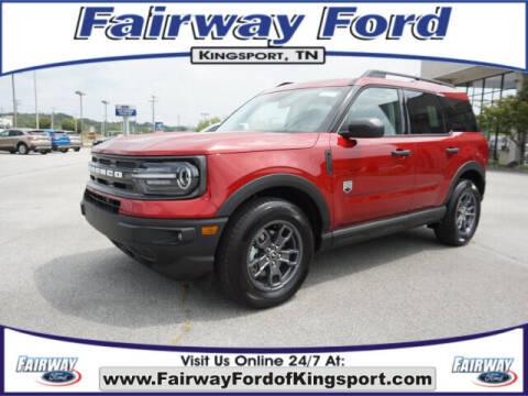 2021 Ford Bronco Sport for sale at Fairway Ford in Kingsport TN