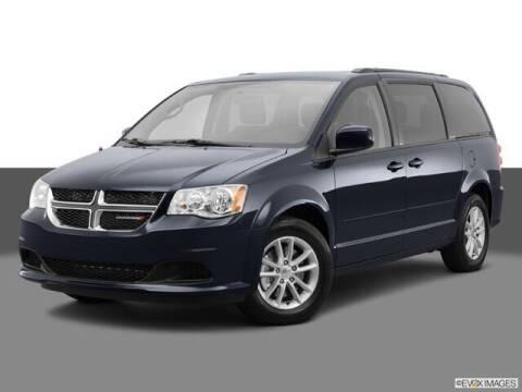 2014 Dodge Grand Caravan for sale at CAR MART in Union City TN