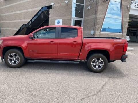 2015 Chevrolet Colorado for sale at Camelback Volkswagen Subaru in Phoenix AZ