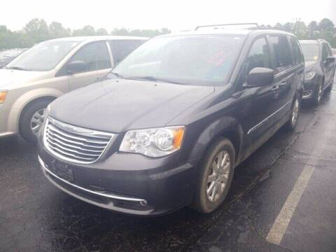 2016 Chrysler Town and Country for sale at Hickory Used Car Superstore in Hickory NC
