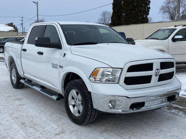 2014 RAM Ram Pickup 1500 for sale at Miller Auto Sales in Saint Louis MI