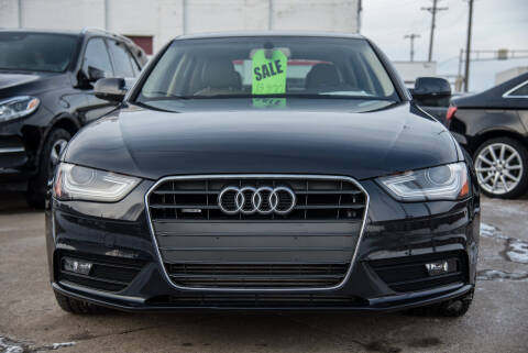 2013 Audi A4 for sale at AUTOSPORT in La Crosse WI