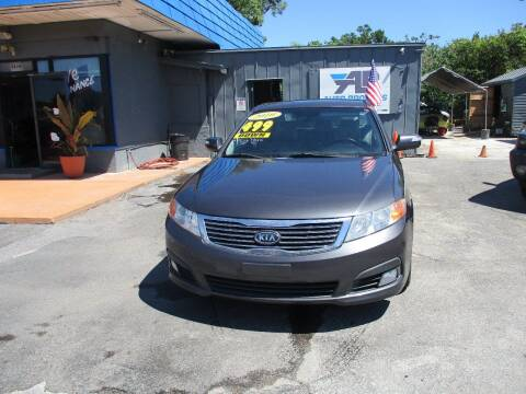 2010 Kia Optima for sale at AUTO BROKERS OF ORLANDO in Orlando FL