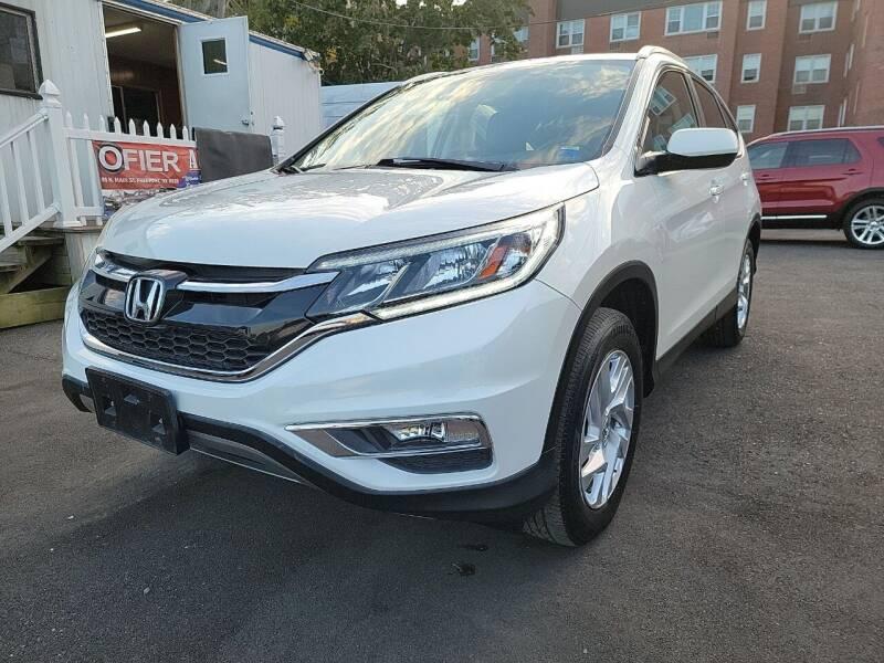 2015 Honda CR-V for sale at OFIER AUTO SALES in Freeport NY