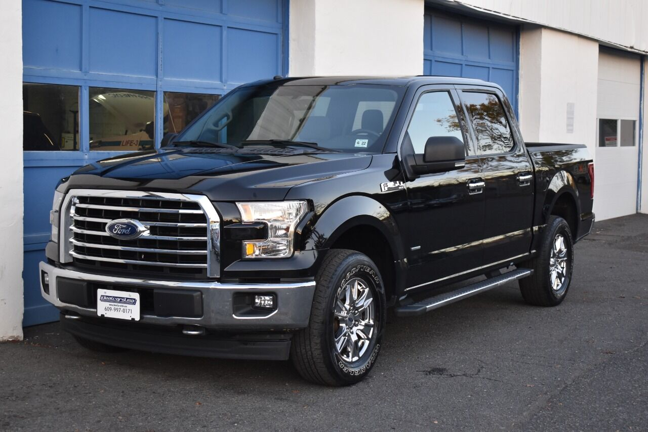 2017 Ford F-150 XLT 4×4 4dr SuperCrew 5.5 ft. SB full