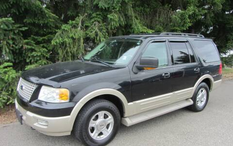 2005 Ford Expedition for sale at B & C Northwest Auto Sales in Olympia WA