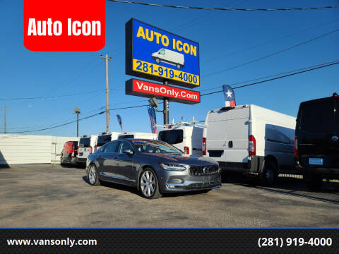 2020 Volvo S90 for sale at Auto Icon in Houston TX