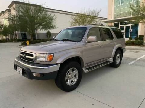 2000 Toyota 4Runner for sale at Alltech Auto Sales in Covina CA