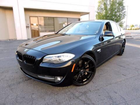 2011 BMW 5 Series for sale at PK MOTORS GROUP in Las Vegas NV