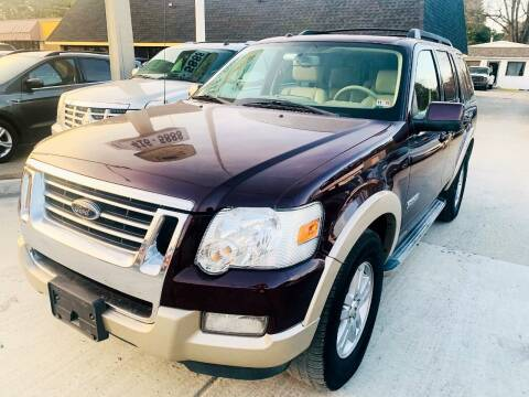 2008 Ford Explorer for sale at Auto Space LLC in Norfolk VA
