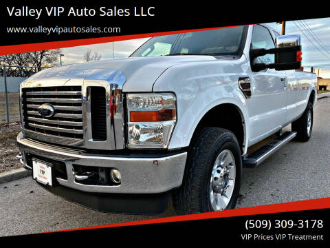 2010 Ford F-250 Super Duty for sale at Valley VIP Auto Sales LLC in Spokane Valley WA