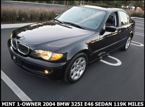 2004 BMW 3 Series for sale at Classic Car Deals in Cadillac MI