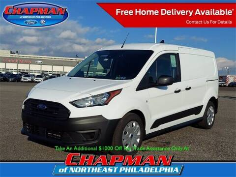 2021 Ford Transit Connect Cargo for sale at CHAPMAN FORD NORTHEAST PHILADELPHIA in Philadelphia PA