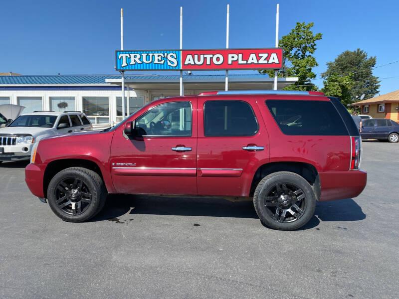 2007 GMC Yukon for sale at True's Auto Plaza in Union Gap WA