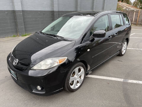 2006 Mazda MAZDA5 for sale at APX Auto Brokers in Lynnwood WA