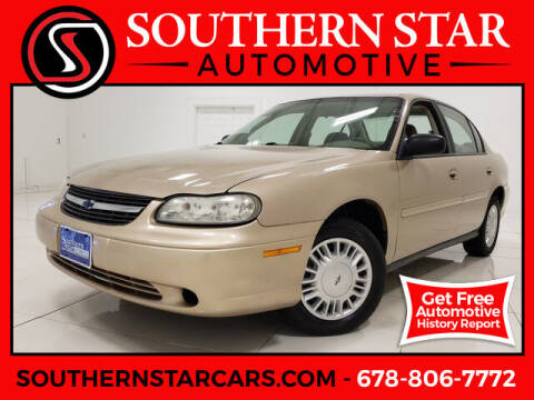 2001 Chevrolet Malibu for sale at Southern Star Automotive, Inc. in Duluth GA