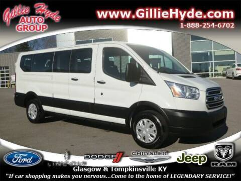 2019 Ford Transit Passenger for sale at Gillie Hyde Auto Group in Glasgow KY