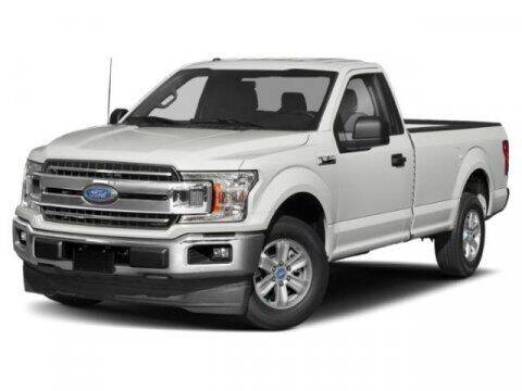 2019 Ford F-150 for sale at Griffin Buick GMC in Monroe NC